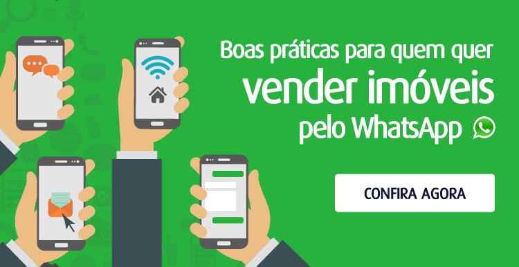 vender imóveis pelo WhatsApp